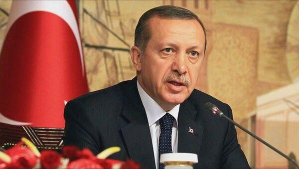 Эрдоган - Sputnik Azərbaycan