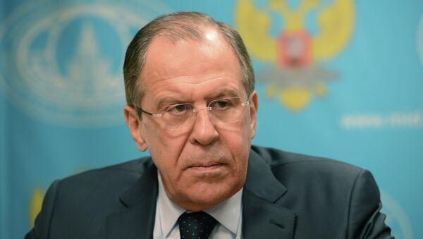 Sergey Lavrov - Sputnik Azərbaycan