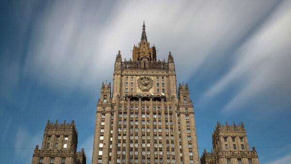Здание МИД РФ - Sputnik Азербайджан