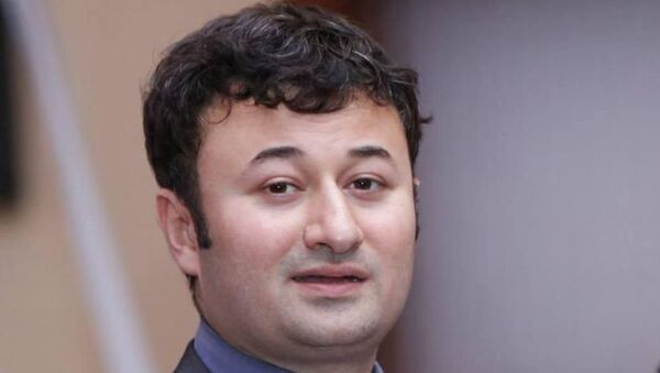 Rövşən İbrahimov - Sputnik Azərbaycan