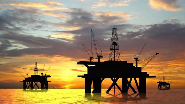 нефть и газ - Sputnik Азербайджан