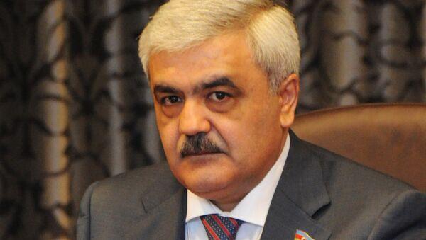 Rövnəq Abdullayev - Sputnik Azərbaycan