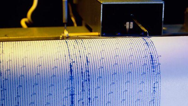 Seismograph - Sputnik Азербайджан