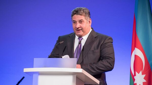 Gənclər və idman naziri Azad Rəhimov - Sputnik Azərbaycan
