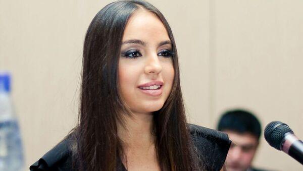 Лейла Алиева - Sputnik Азербайджан