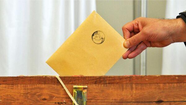 Турция выборы - Sputnik Азербайджан