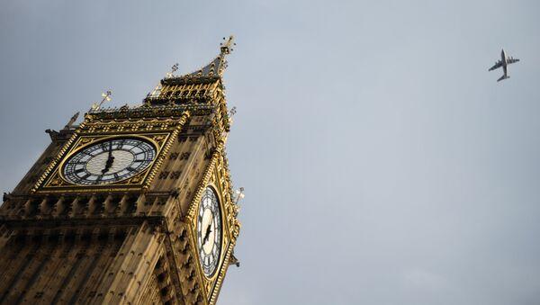 Лондон в преддверии Олимпийских игр - 2012 - Sputnik Азербайджан