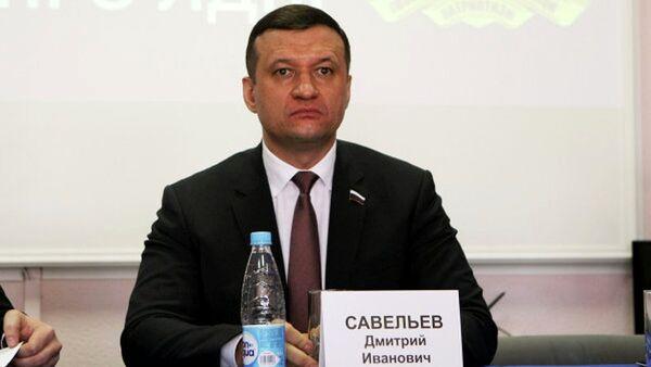 Дмитрий Савельев - Sputnik Азербайджан