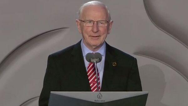 Patrik Hikki - Avropa Ölimpiya Komitəsinin prezidenti - Sputnik Azərbaycan