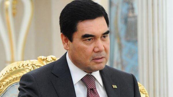 Президент Туркменистана Гурбангулы Бердымухамедов - Sputnik Азербайджан