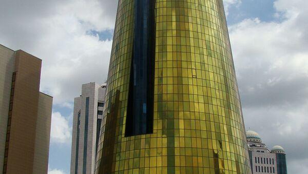 Самрук-Казына - холдинг по управлению государственными активами Республики Казахстан. - Sputnik Азербайджан