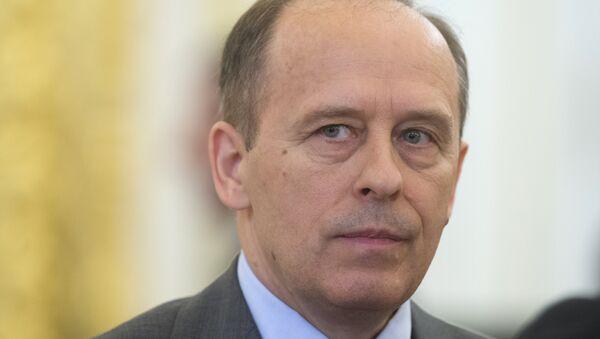 Директор ФСБ РФ Александр Бортников в Кремле - Sputnik Азербайджан