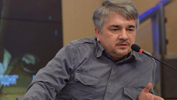 Ростислав Ищенко - Sputnik Азербайджан
