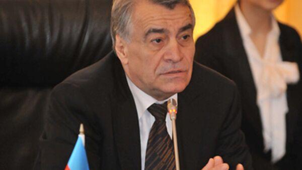 Azərbaycanın energetika naziri Natiq Əliyev - Sputnik Azərbaycan