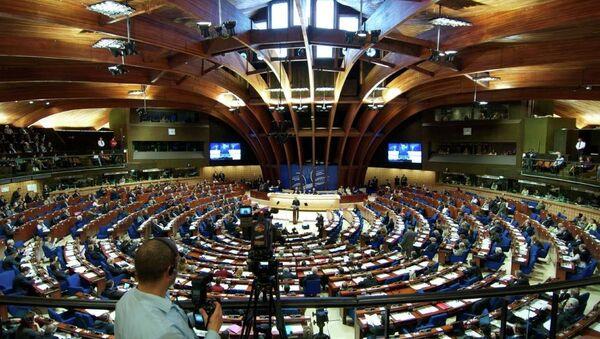 Парламентская ассамблея Совета Европы - Sputnik Azərbaycan