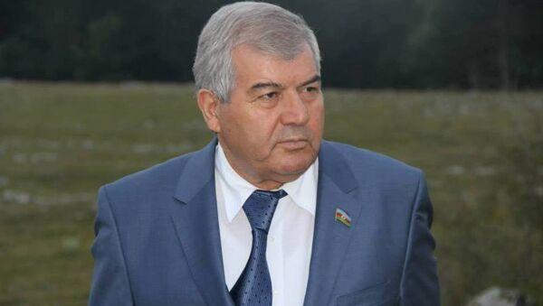 Sabir Rüstəmxanlı - Sputnik Azərbaycan