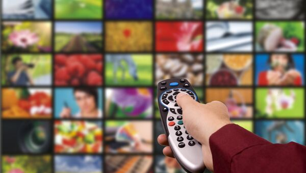 Tv kanal - Sputnik Azərbaycan