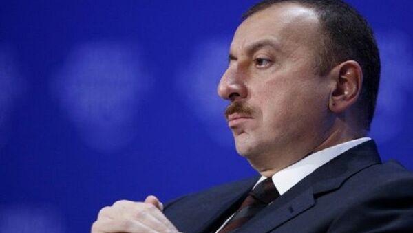 Ильхам Алиев - Sputnik Азербайджан