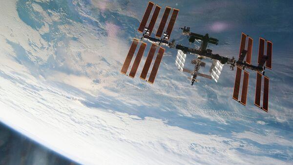 Международная космическая станция - Sputnik Azərbaycan