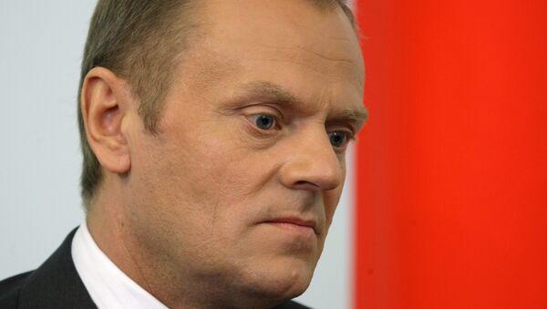 Polish Prime Minister Donald Tusk - Sputnik Азербайджан