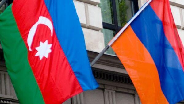 Azərbaycan-Ermənistan - Sputnik Azərbaycan