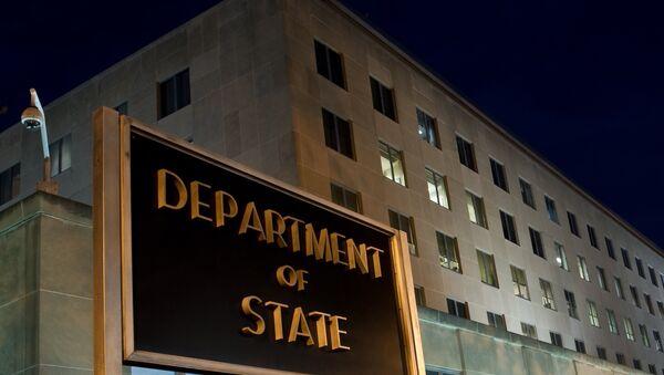 US State Department - Sputnik Азербайджан