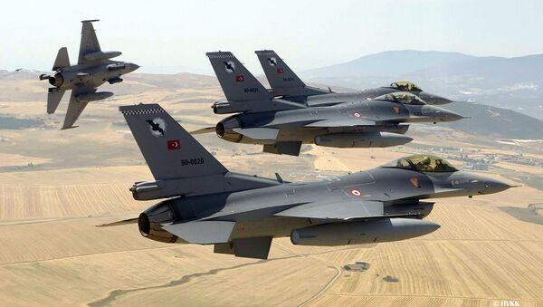 ВВС Турции - Sputnik Азербайджан