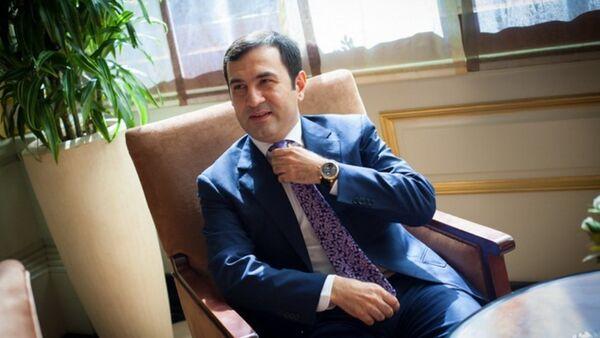 Президент Ассоциации туризма Азербайджана Нахид Багиров - Sputnik Азербайджан