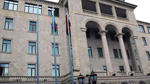 Министерство обороны АР - Sputnik Азербайджан