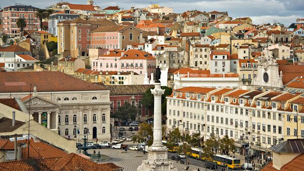 Lissabon - Sputnik Azərbaycan