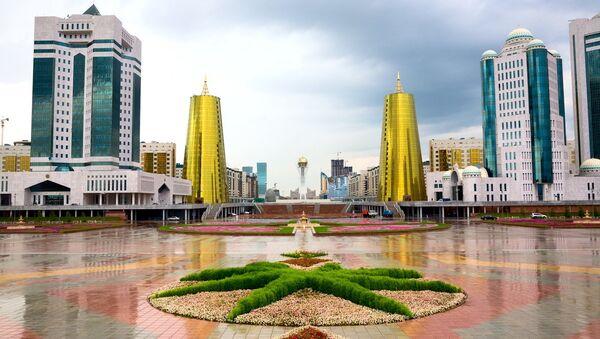 Astana - Sputnik Azərbaycan