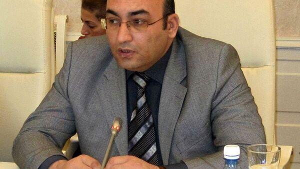 İqbal Ağazadə - Sputnik Azərbaycan