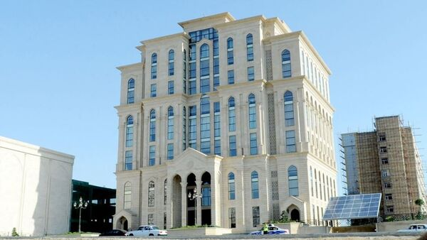 Центральная избирательная комиссия - Sputnik Азербайджан