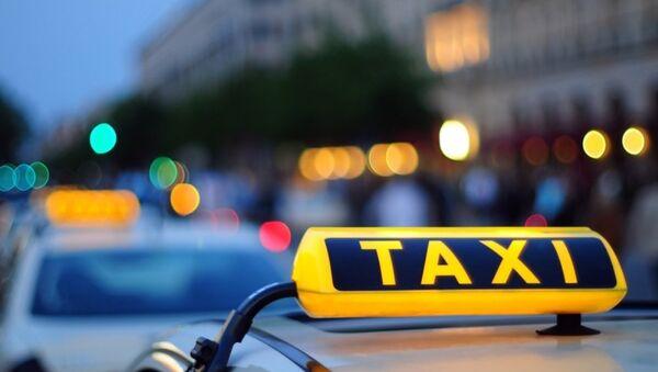 Taksi - Sputnik Azərbaycan