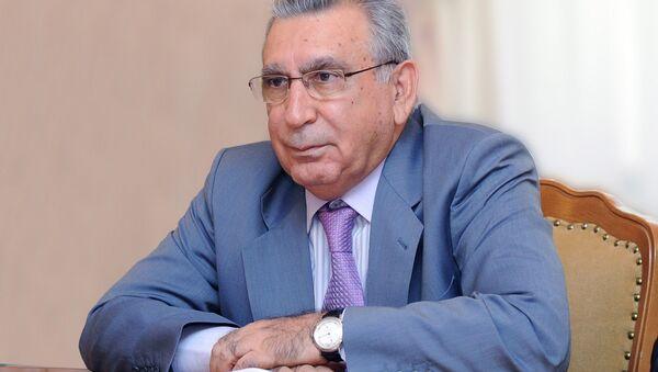 Ramiz Mehdiyev - Sputnik Azərbaycan