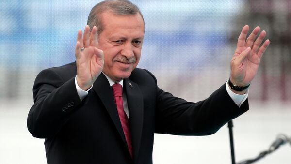 Rəcəb Tayyib Ərdoğan - Sputnik Azərbaycan