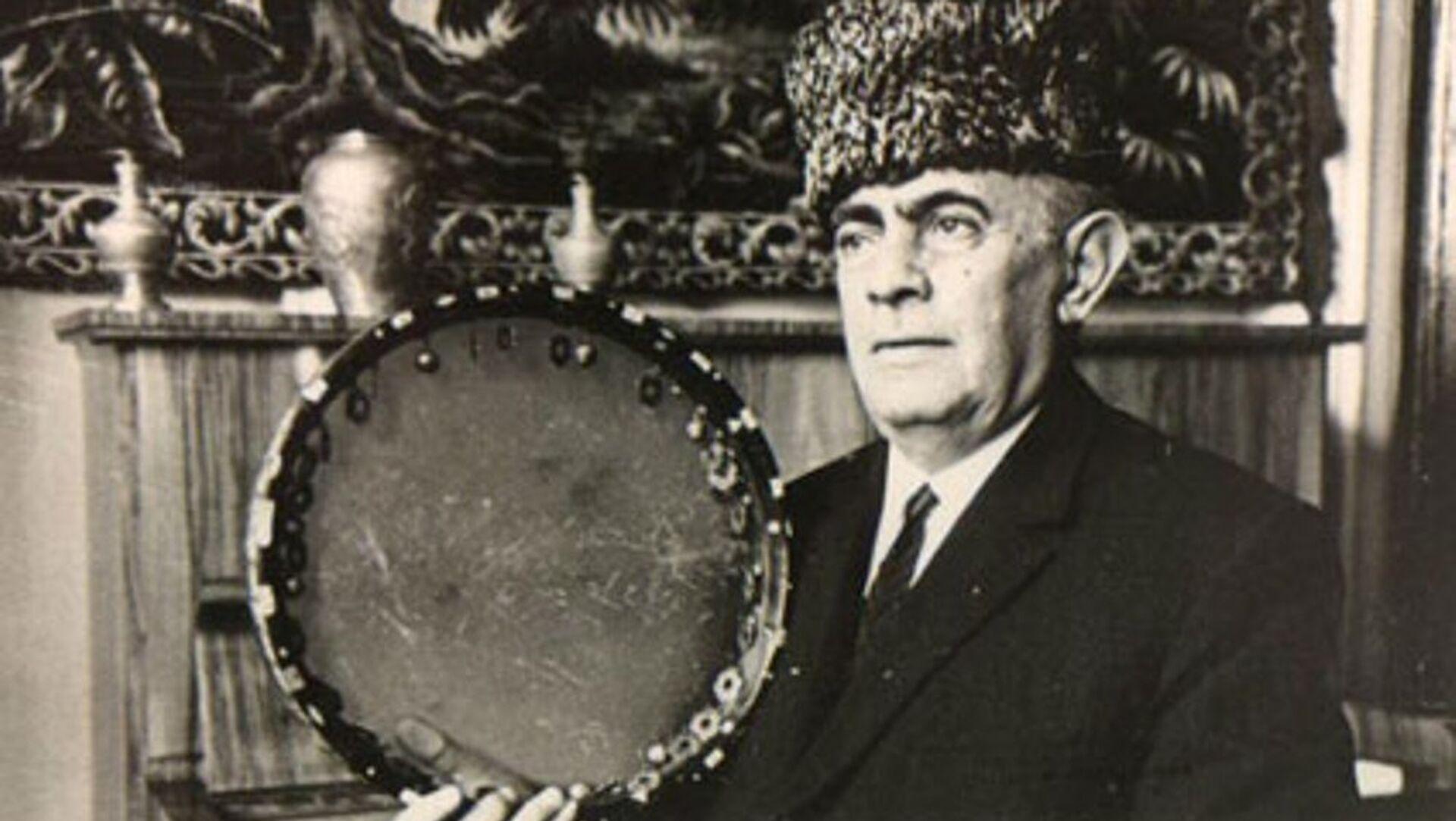 Xan Şuşinski - Sputnik Azərbaycan, 1920, 20.08.2021
