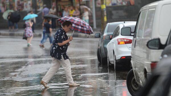 Дождь - Sputnik Азербайджан
