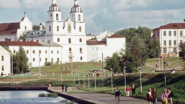 Исторический центр Минска - Sputnik Азербайджан