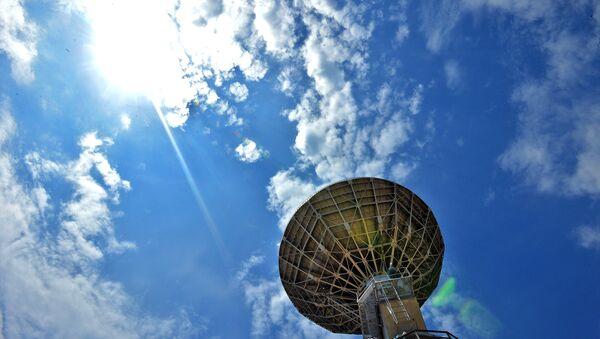 Строительство космодрома Восточный в Амурской области - Sputnik Азербайджан