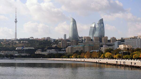 Города мира. Баку - Sputnik Азербайджан