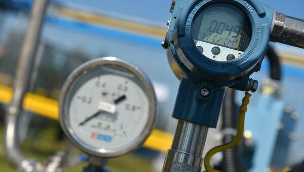 Церемония пуска газа по случаю завершения строительства газопровода-отвода в Казани - Sputnik Азербайджан