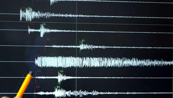 Earthquake - Sputnik Azərbaycan