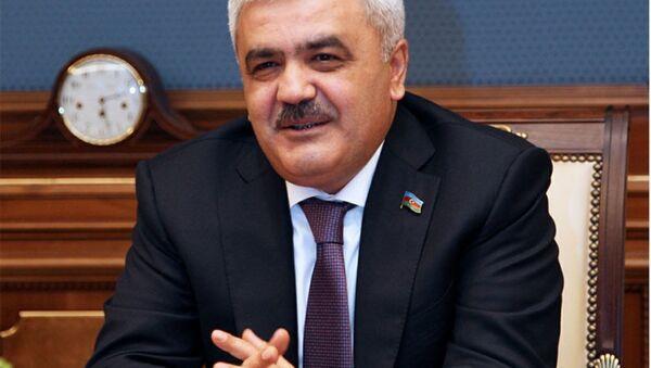 Rövnəq Abdullayev - SOCAR, AFFA, ACF-nin prezidenti - Sputnik Azərbaycan