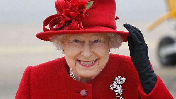 Королева Великобритании Елизавета II - Sputnik Азербайджан