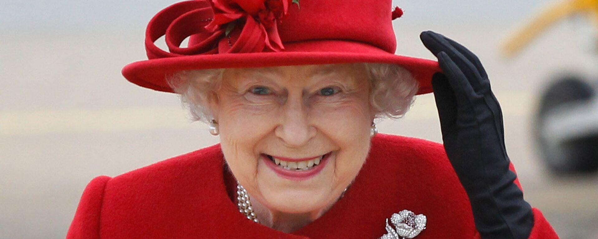 Королева Великобритании Елизавета II - Sputnik Азербайджан, 1920, 07.10.2021