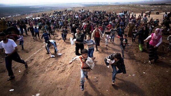 беженцы - Sputnik Азербайджан
