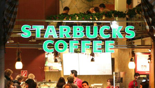 Кофейня Starbucks - Sputnik Азербайджан