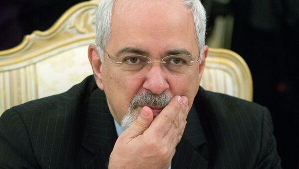 İranın xarici işlər naziri Cavad Zərif - Sputnik Азербайджан