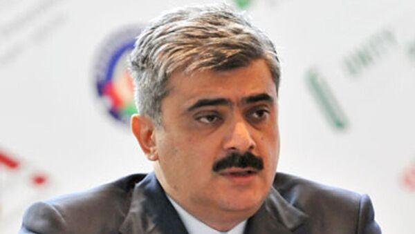 Самир Шарифов - Sputnik Azərbaycan